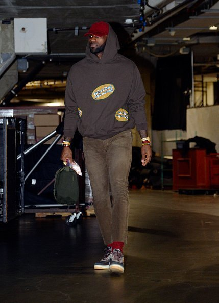 LeBron James at Staples Center on November 15, 2019 | Photo: Getty Images