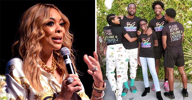 Wendy Williams Tears up as She Applauds Gabrielle Union & Dwyane Wade's Child for Coming out as Transgender