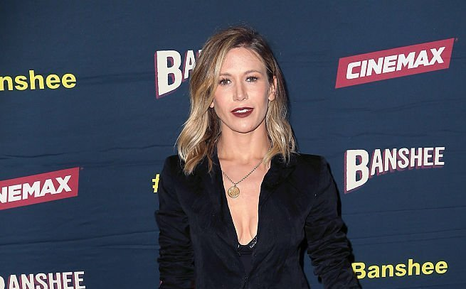 Jennifer Landon attends the premiere of Cinemax's 'Banshee' 4th Season at UTA | Photo: Getty Images