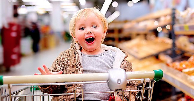 Daily Joke: A Man Went to the Supermarket with His Little Son