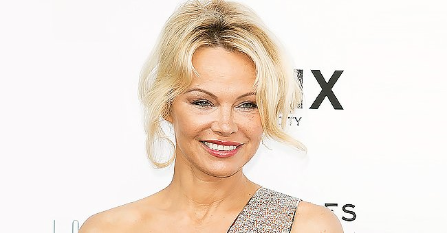 Pamela Anderson Stuns Fans Doing Post-wedding Interview in Bed with New Husband Dan Hayhurst