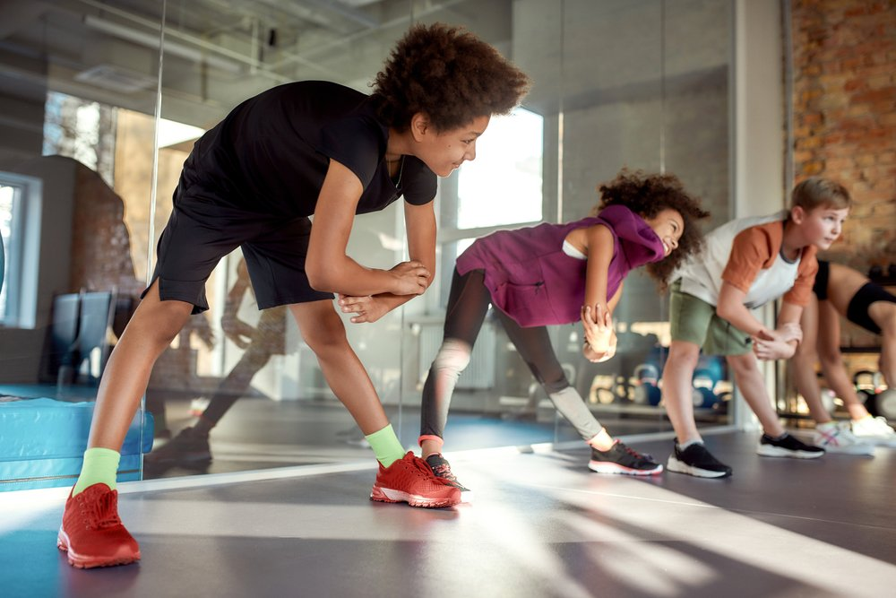 The boy's gym class session | Photo: Shutterstock