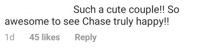 Fans comment underneath Todd Chrisley's post of son Chase and his girlfriend, Emmy Medders | Photo: Instagram/ Todd Chrisley