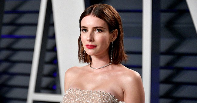Emma Roberts attends the 2019 Vanity Fair Oscar Party on February 24, 2019, in Beverly Hills, California. | Photo: Getty Images