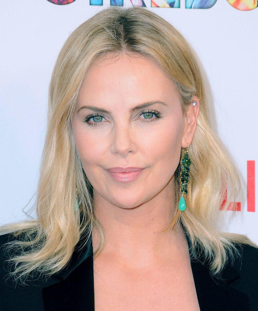 Charlize Teron en 2017. Photo : Getty Images