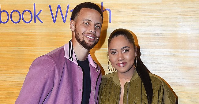 Steph Curry's Daughter Riley Is His Mini-Me as They Move in Sync in Video Shared by Ayesha