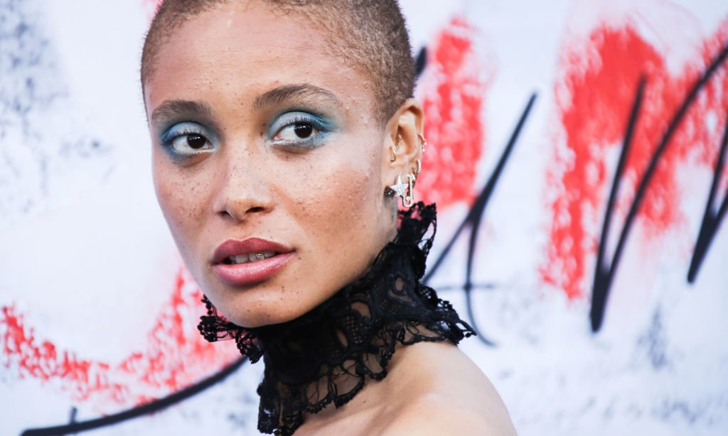 Adwoa Aboah attends The Serpentine Summer Party at The Serpentine Gallery on June 19, 2018 in London, England.   Photo : Getty Images