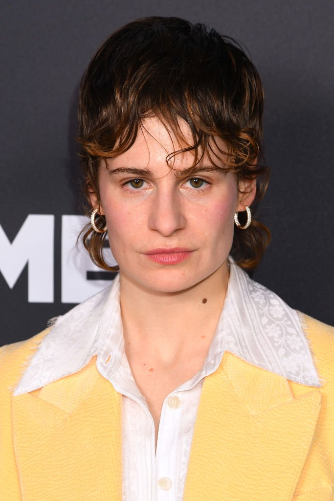 Christine and the Queens aux NME Awards 2020 à l'O2 Academy Brixton le 12 février 2020 à Londres, en Angleterre. | Photo : Getty Images