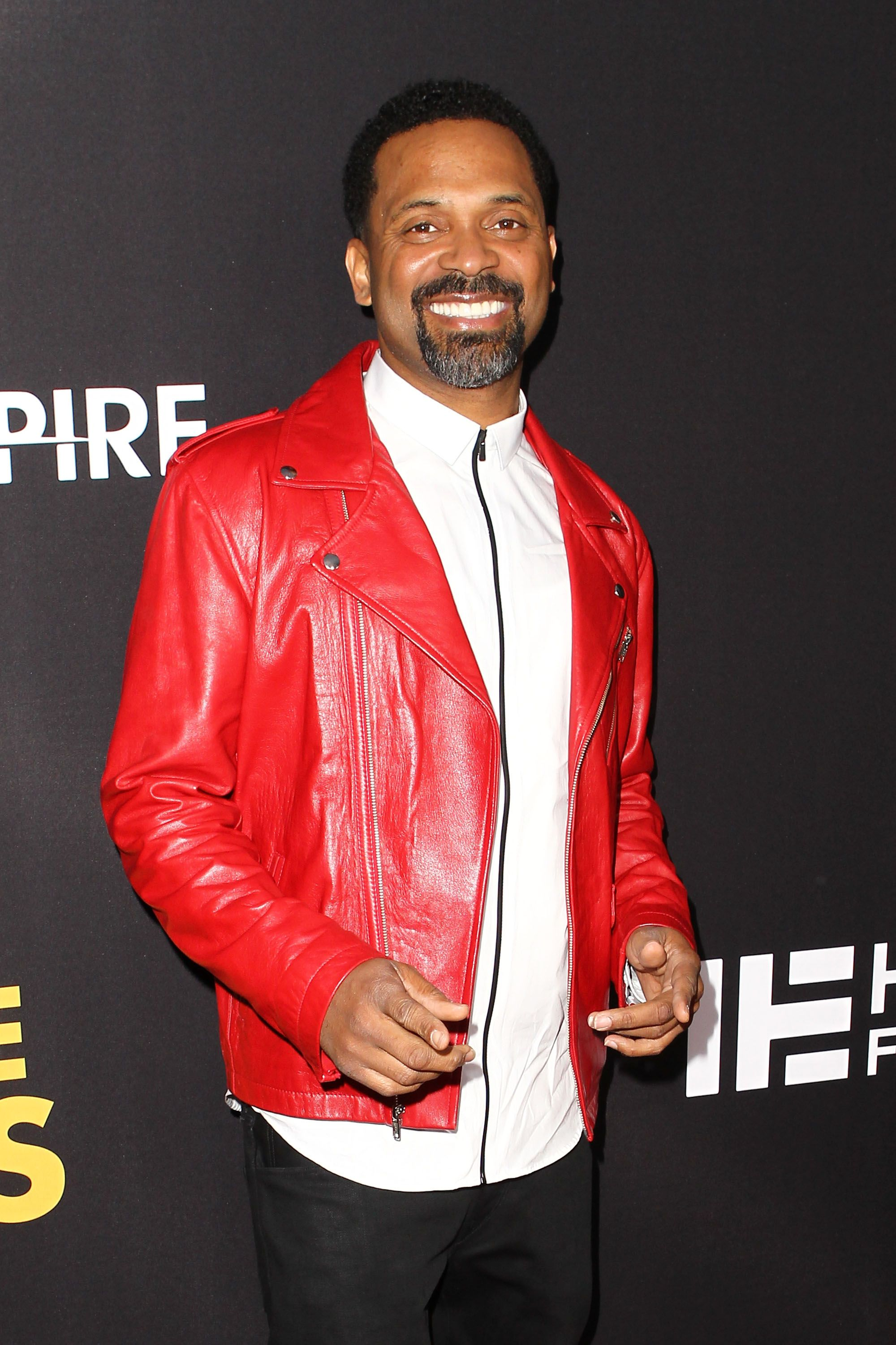 "Actor Mike Epps attends the Premiere Of Freestyle Releasing's ""Meet The Blacks"" 2019