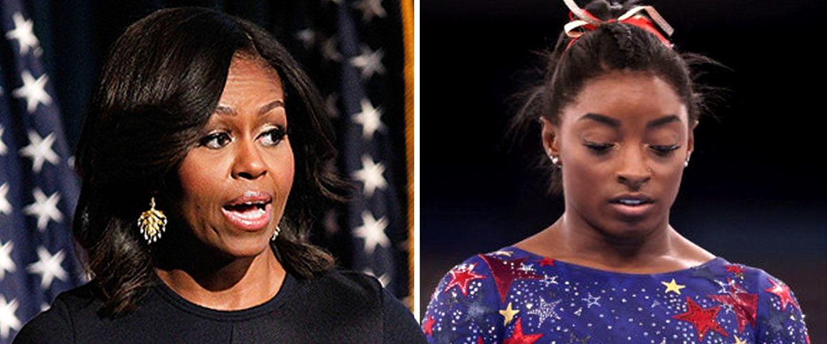 Michelle Obama, Hoda Kotb & More Emotionally Respond to Simone Biles' Withdrawal from Tokyo Olympic Final