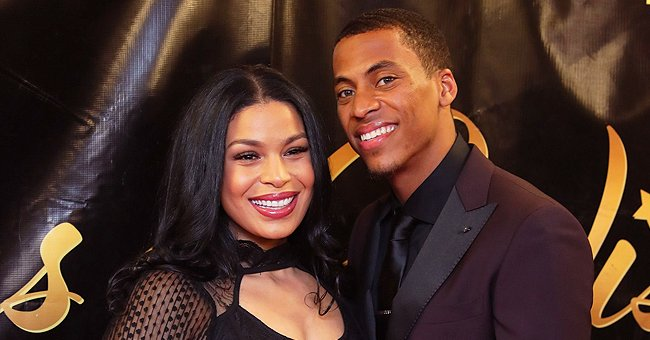 Jordin Sparks' Husband Dana Isaiah Shares Cute Picture of Their Son Looking like a Cool Guy