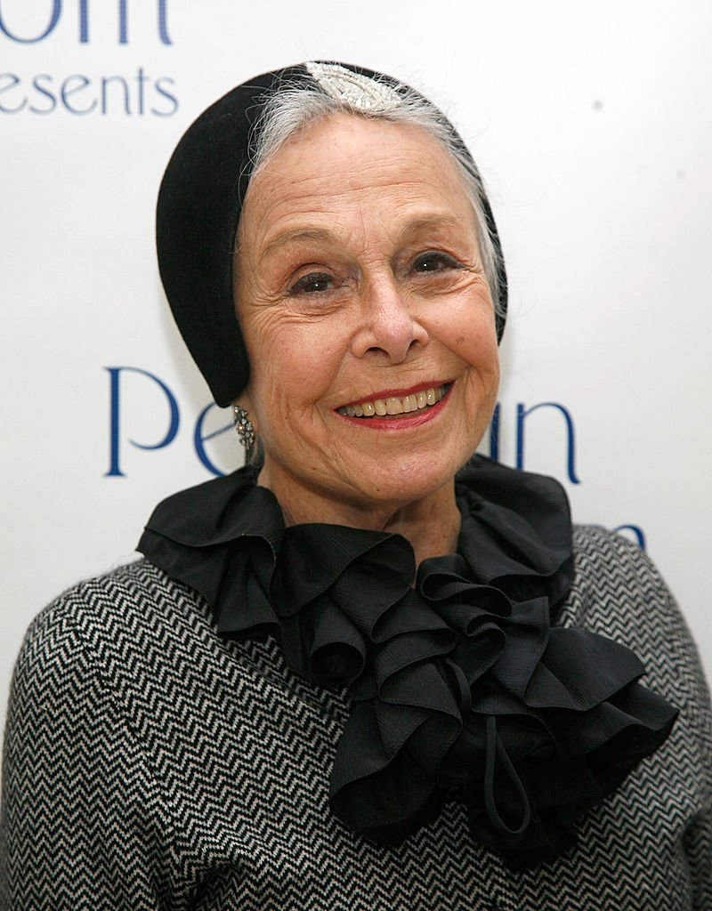 """Marge Champion nimmt an der Gala """"The Persian Room Presents"""" im Plaza Hotel 2012 in New York City teil. (Foto von Andy Kropa) I Quelle: Corbis über Getty Images"""