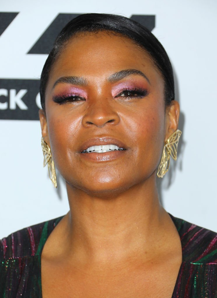 Nia Long attends The Critics Choice Association Presents Celebration Of Black Cinema at Landmark Annex | Photo: Getty Images