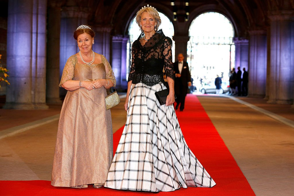 La Princesa Christina y la Princesa Irene de Holanda en el Rijksmuseum, el 29 de abril de 2013 en Amsterdam. | Imagen: Getty Images