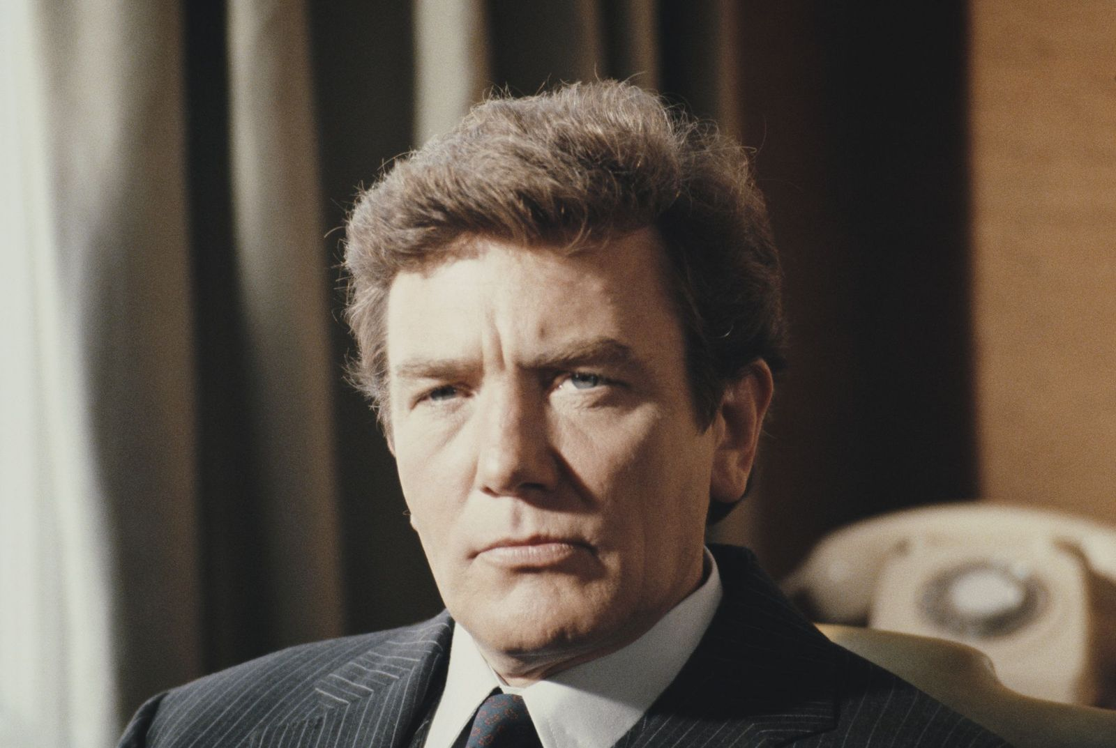 L'acteur Albert Finney | Photo : Getty Images