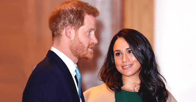 Prince Harry Reportedly Reassures Meghan That She Looks Great 5 Months after Welcoming Archie