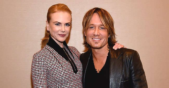 Here's How Nicole Kidman and Her Daughters Celebrated Husband Keith Urban's Album Release