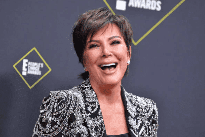 Kris Jenner posing on the red carpet after her arrival at the 2019 E! People's Choice Awards, on November 10, 2019 | Source: Getty Images (Photo by: Amy Sussman/E! Entertainment/NBCU Photo Bank)