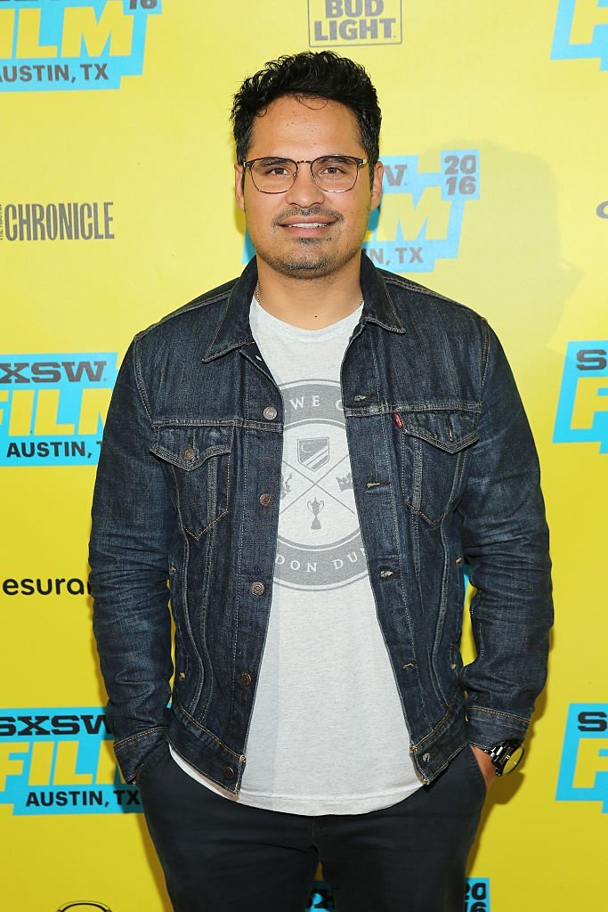 """Michael Pena attends the premiere of """"War On Everyone"""" in Austin, Texas on March 12, 2016 