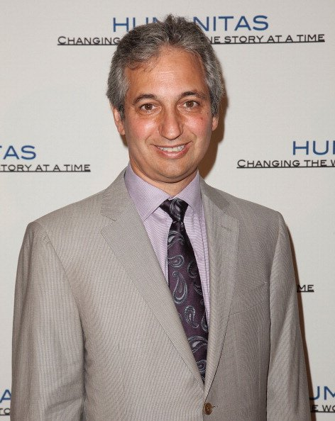 David Shore at the 38th Annual Humanitas Prize Awards luncheon  in Beverly Hills, California. | Photo: Getty Images.