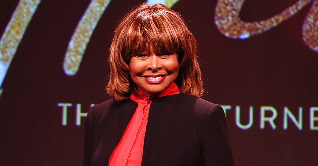Tina Turner Stuns in Sparkly Gold Gown at Broadway Opening of 'Tina: The Tina Turner Musical'