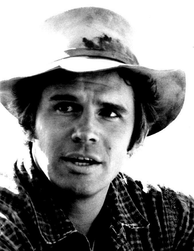 """Photo of Dack Rambo from the television program """"Dirty Sally."""" 
