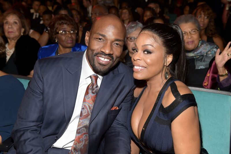 Niecy Nash and estranged husband Jay Tucker at a formal event | Source: Getty Images/GlobalImagesUkraine