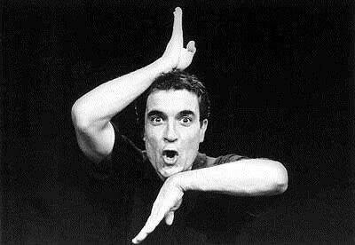 Pepe Rubianes, en uno de sus performances. | Foto: Flickr