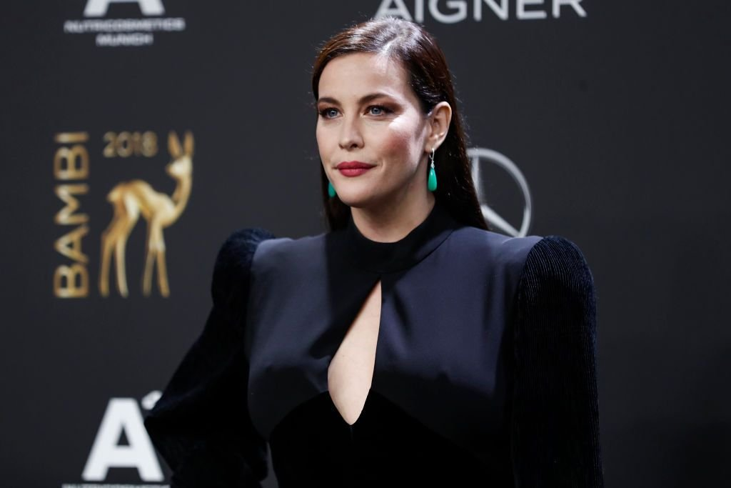 Liv Tyler at for the 70th Bambi Awards at Stage Theater on November 16, 2018 | Photo: Getty Images