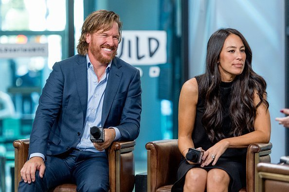: Chip and Joanna Gaines in New York City. | Photo: Getty Images