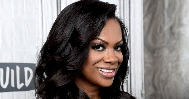 RHOA Star Kandi Burruss Reveals Her Makeup-Free Look & Awesome Glam Transformation in a Video