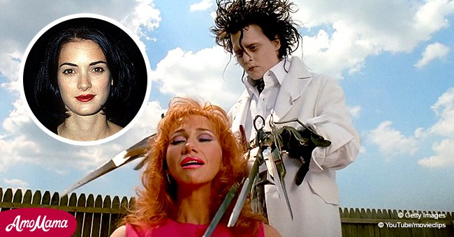 Johnny Depp Winona Ryder Rest Of Edward Scissorhands Cast 30 Years After The Movie S Premiere