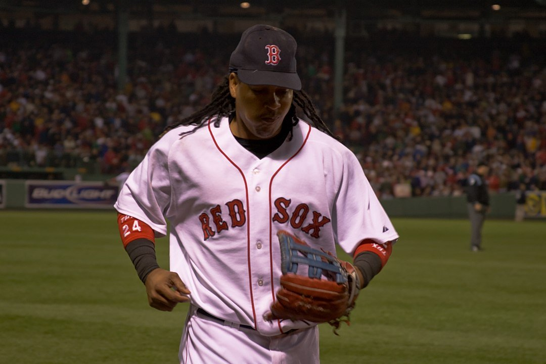 Manny Ramirez with the Red Sox in June 2007 | Photo: Wikimedia Commons Images
