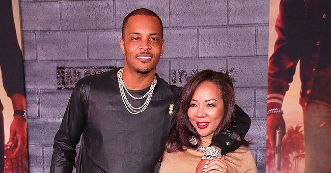 Tiny Harris Looks Back at Her Sold Out 'Great Xscape Tour' with a Pic with Baby Heiress