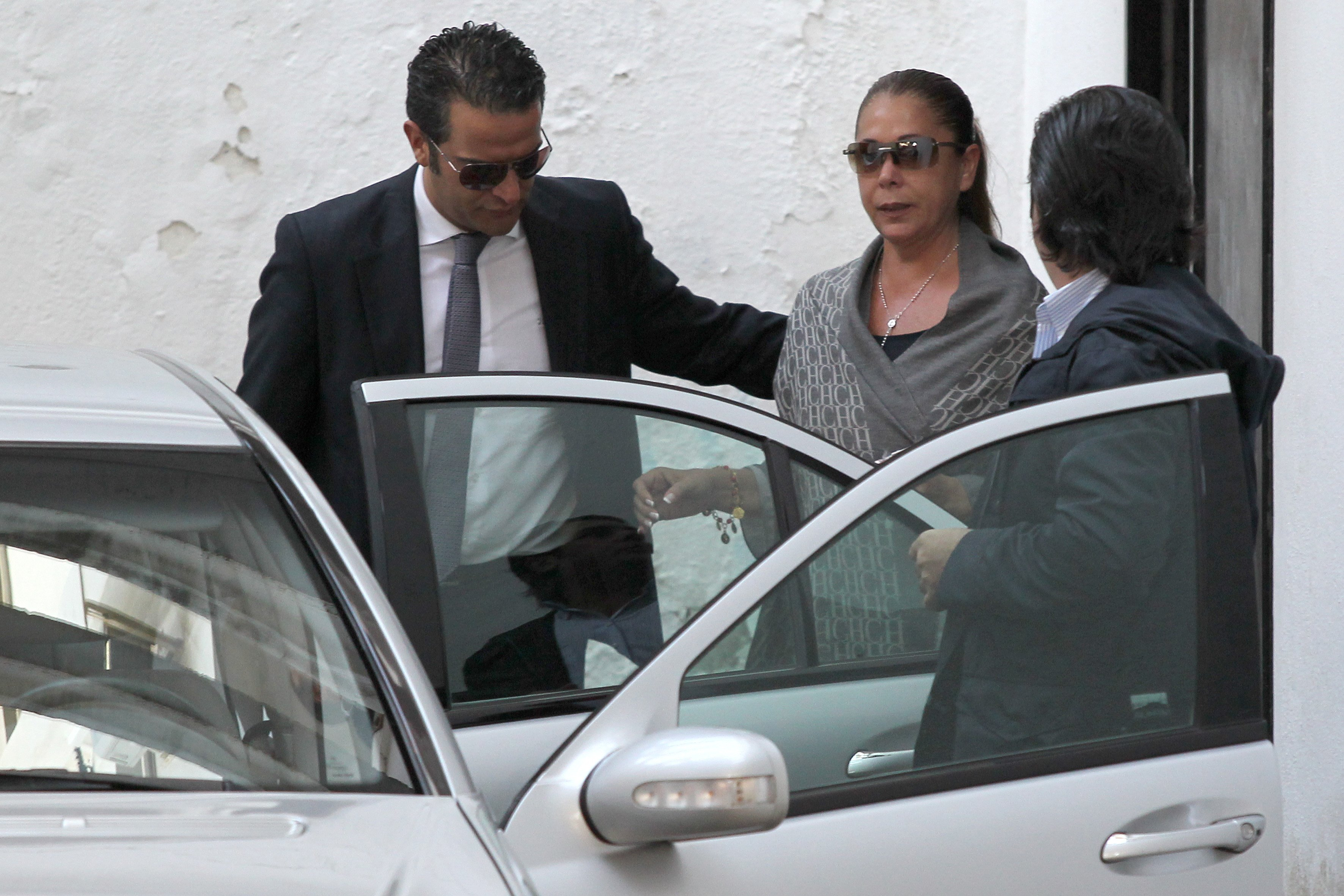 Isabel Pantoja asiste al juicio de corrupción por caso Malaya | Fuente: Getty Images