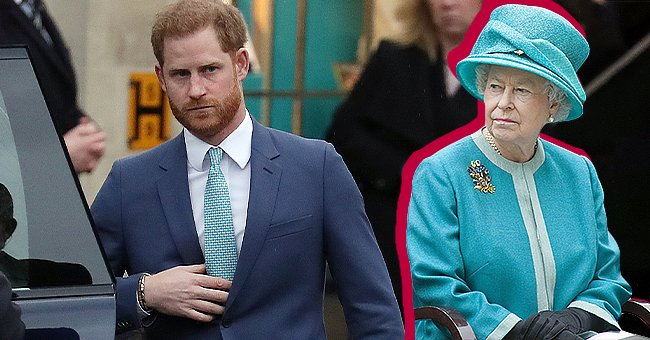 Prince Harry Reportedly Did Not Ask the Queen for Permission to Write His Tell-All Memoir