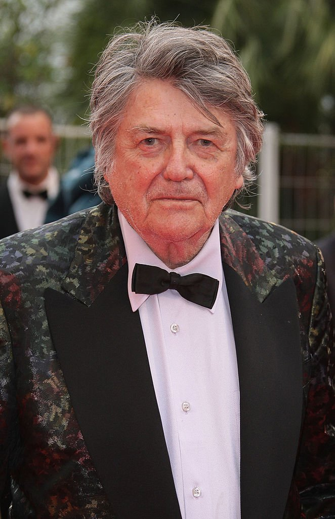 Jean-Pierre Mocky au Festival de Cannes 2008. | Photo : Getty Images