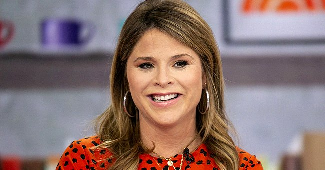 Jenna Bush Hager from 'Today' Says She's Hanging on by a Thread as She Jokes about Being a Mom of Three