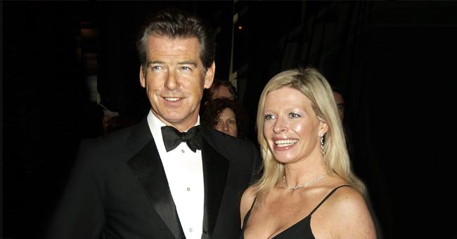 Pierce Brosnan a conduit sa fille jusqu'à l'autel quelques jours avant sa mort d'un cancer