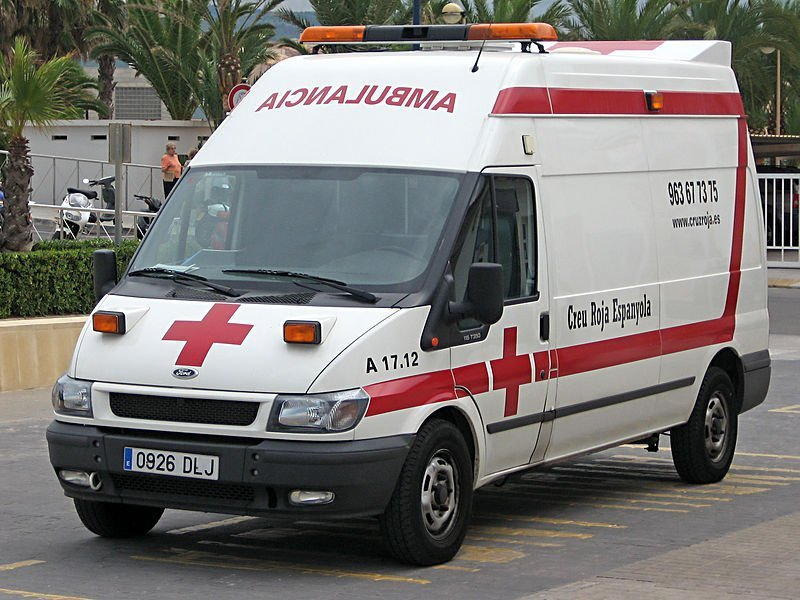 Une ambulance l Source: Wikipedia