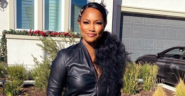 Garcelle Beauvais Enjoys Grandma Duty & Melts Hearts with a Cute Clip of Her Grandson Oliver Jr