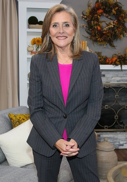 Meredith Vieira at Universal Studios Hollywood on October 9, 2019 in Universal City, California. | Photo: Getty Images