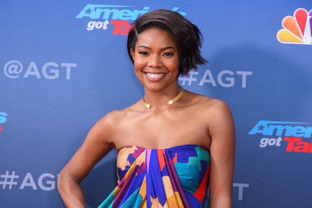 "Gabrielle Union at ""America's Got Talent"" Season 14 Kick-Off at Pasadena Civic Auditorium on March 11, 2019 in Pasadena, California. 