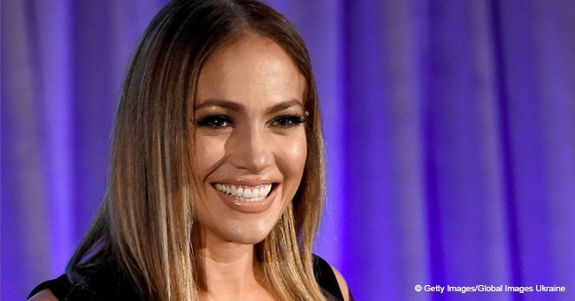 Jennifer Lopez attracts attention in unusual tropical outfit on 'Today' show