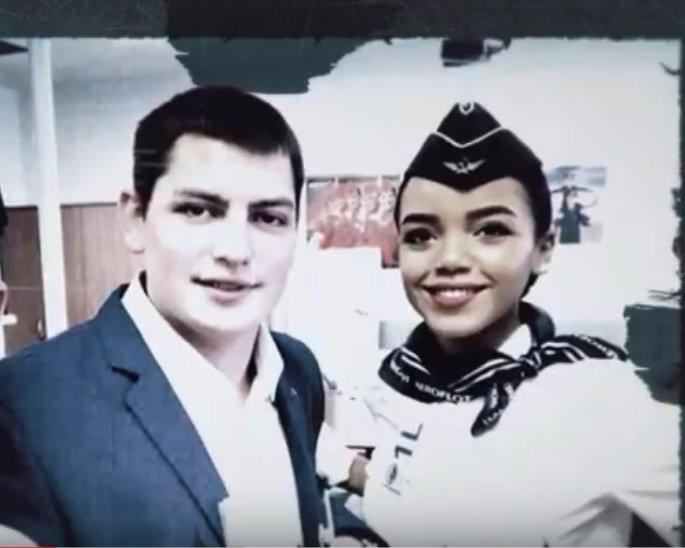 Maxim Moiseev (à gauche).   Photo : YouTube/Click Heart
