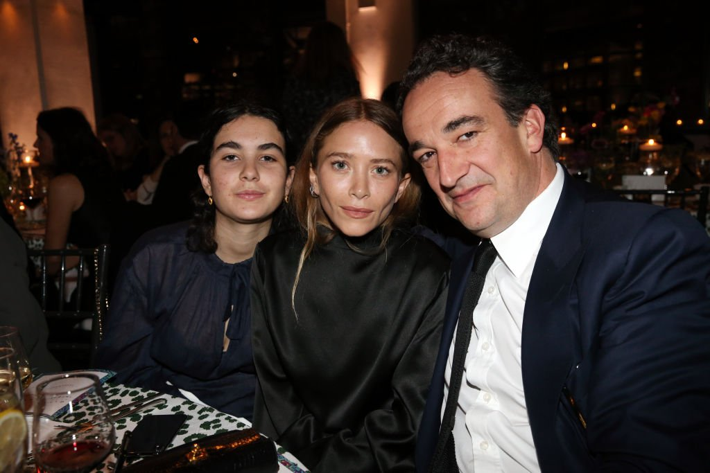 Mary-Kate Olsen and Olivier Sarkozy attend the Glasswing International Gala in New York City on April 26, 2018 | Photo: Getty Images