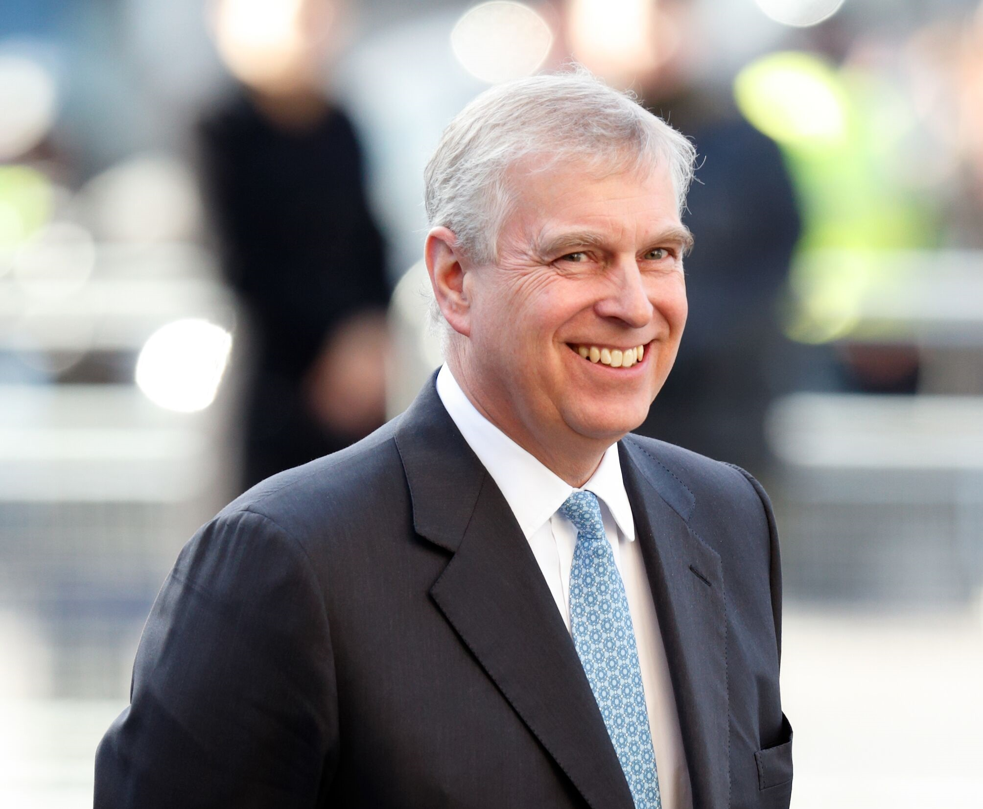 Prince Andrew.  Image Credit: Getty Images
