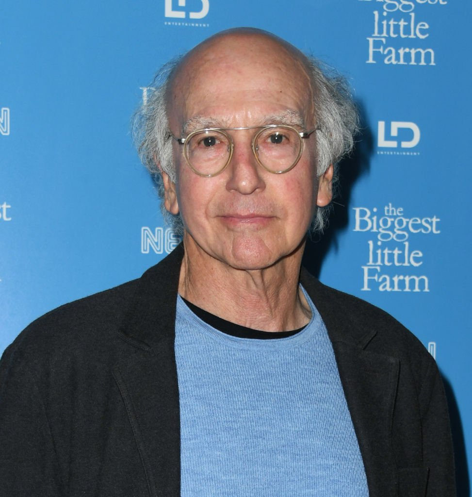 Larry David. I Image: Getty Images.