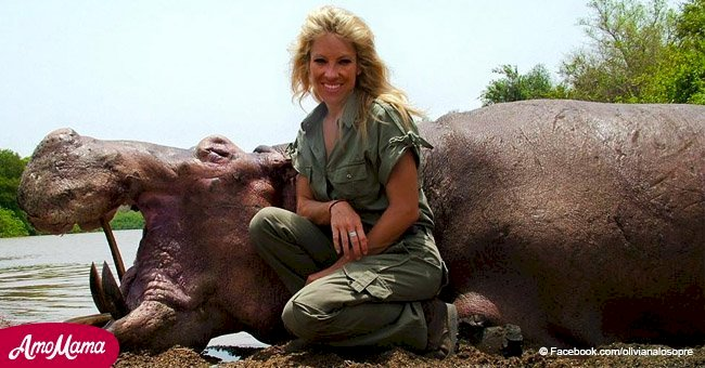 Female hunter and former beauty queen says her hunting hobby helps to save animals