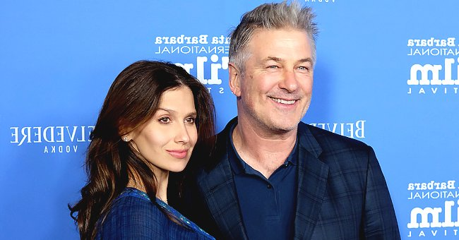 Heavily Pregnant Hilaria Baldwin Puts Growing Baby Bump on Display and Fans Freak Out